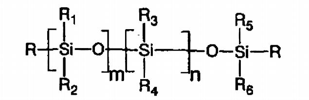 线型聚硅氧烷的分类
