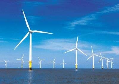 环氧树脂复合材料在风力发电-风机叶片上的应用