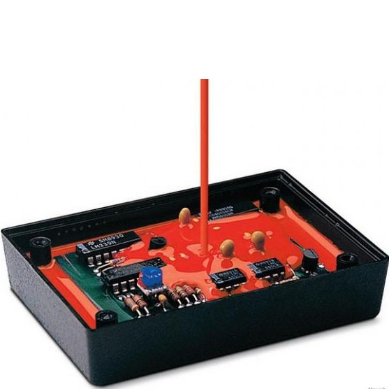 808AB-DH高导热电子灌封胶 导热1.0封装胶水 环氧树脂导热灌封料epoxy