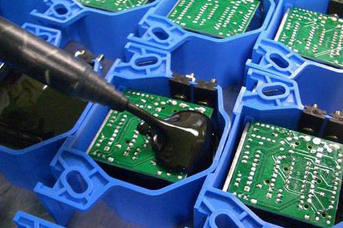 808AB-GH 环氧树脂耐高温电子灌封胶 epoxy 150度耐热加热固化耐冲击高压元器件