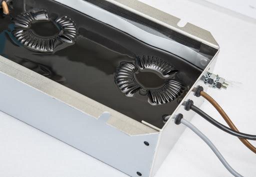 808AB-K快干型电子灌封胶 1小时固化环氧树脂灌封胶 电子机电灌封滤清器密封