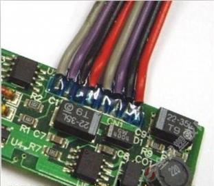 H600-X排线UV胶 焊点保护电子粘接 护栏管PVC线材粘接光固化紫外线胶水 高强度