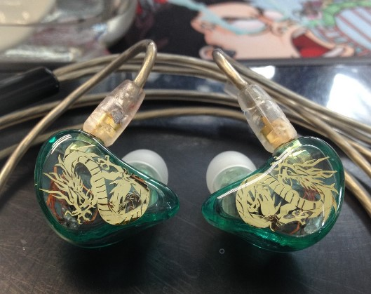 动铁耳机,耳机改模DIY高强度UV光固化树脂,光敏树脂3D成型树脂