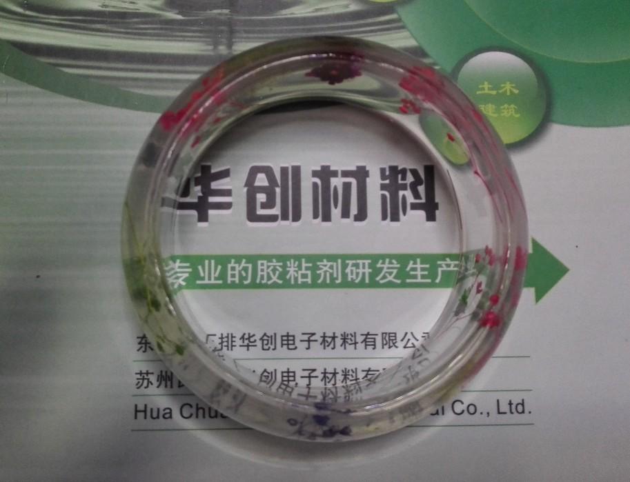 透明环氧树脂ab胶水消除气泡的解决方法都有哪些?