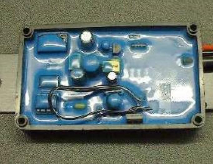 电源模块灌封胶有哪几种类型?有何特点?